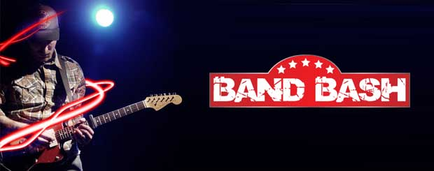 Band Bash: Ab sofort bei Invasion Live!