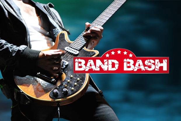 Band Bash News: Archiv aufgebaut