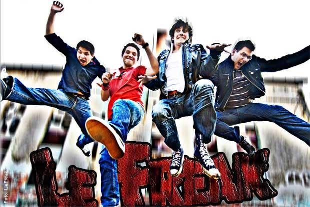 Band Bash: LeFreak